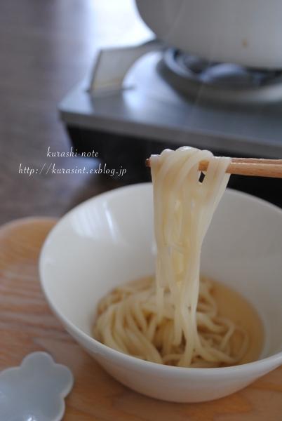 初めての味!? * 比内地鶏スープのきりたんぽ鍋を食べる_b0351624_11340871.jpg