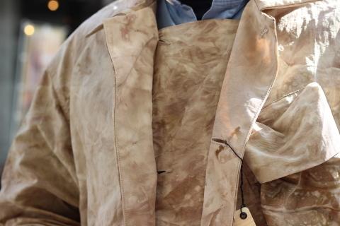 "「norbit」 進化し続けるアイテム \""Nylon Grosgrain Jacket\"" ご紹介_f0191324_08412346.jpg"