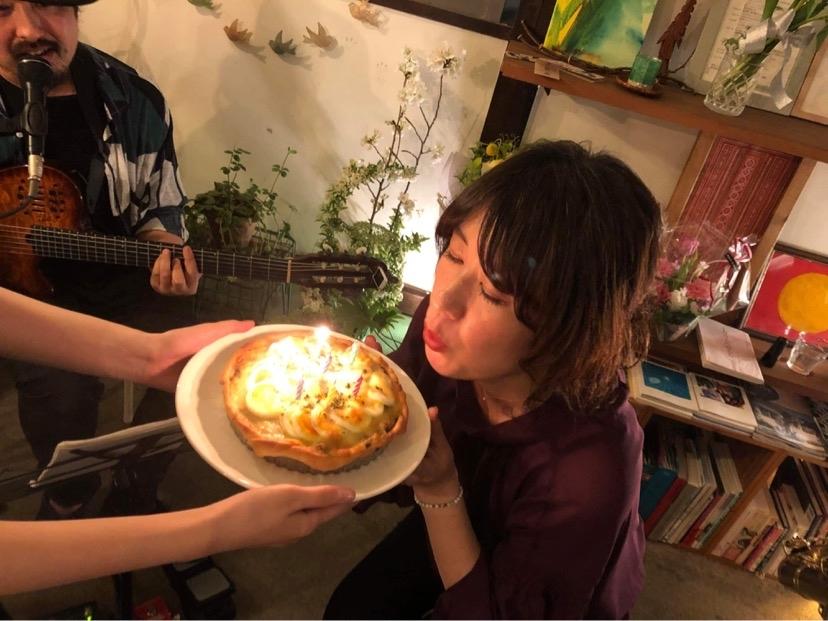 鮫島直美BD★ブリブラlive with 碓井雅史(sax)レポート_d0168331_19313365.jpg