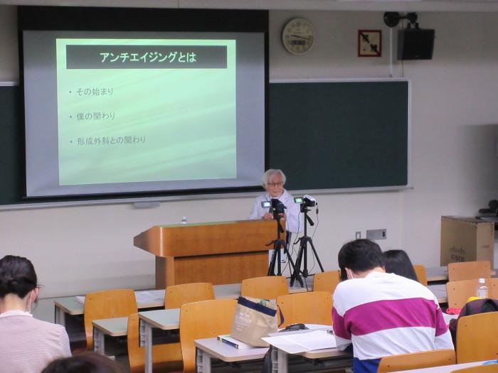 北里大学での学生講義_b0084241_18000531.jpg