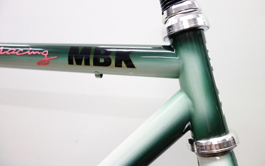 MBK Racing HIGH POWER FRAME inexternal welding COLUMBUS SL MADE IN FRANCE _b0225442_19525173.jpg