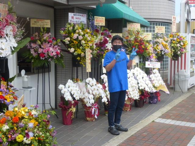 【新店】鶏魚白湯SOBA@麺屋 smile_a0389150_15270200.jpg