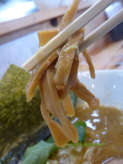 【新店】鶏魚白湯SOBA@麺屋 smile_a0389150_15302079.jpg