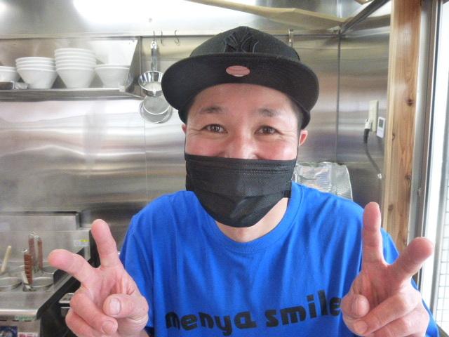 【新店】鶏魚白湯SOBA@麺屋 smile_a0389150_15322591.jpg