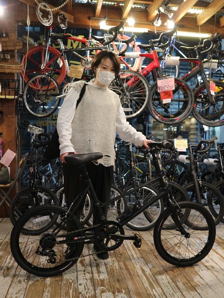 4月6日 渋谷 原宿 の自転車屋 FLAME bike前です_e0188759_18112857.jpg