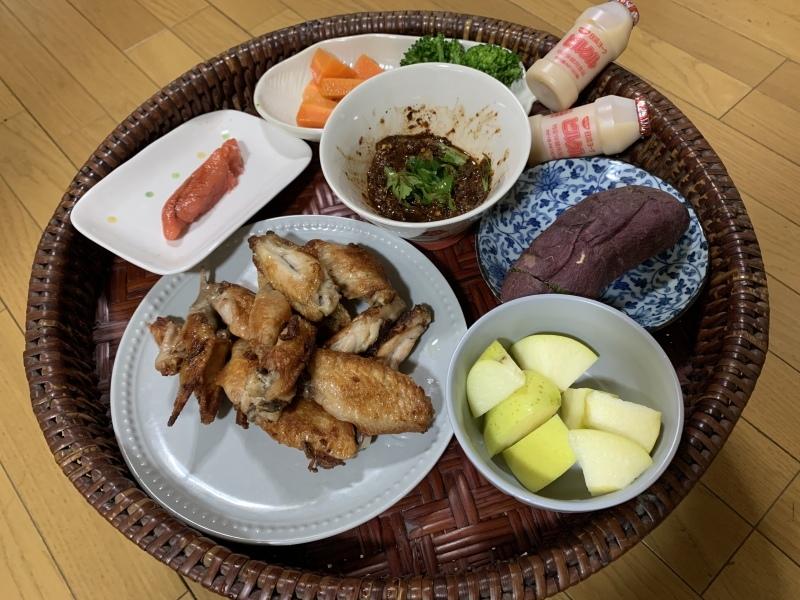 タイ料理食べましょうね。_d0372887_22110107.jpeg