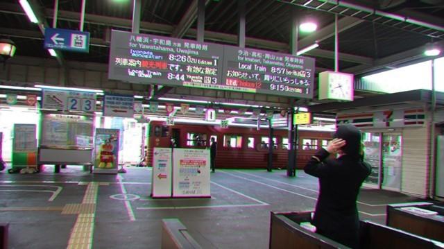 藤田八束の鉄道写真@愛媛県松山市JR四国の楽しい列車たち、松山市はかっはがあって歴史もあって面白い、そして素敵な歴史が探訪できる、食べ物がおいしい素敵な街_d0181492_18343673.jpg