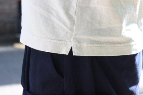 "「Jackman」 年中使える \""Henleyneck L/S T-shirt\"" ご紹介_f0191324_09073365.jpg"
