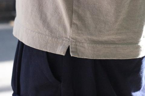 "「Jackman」 年中使える \""Henleyneck L/S T-shirt\"" ご紹介_f0191324_09085458.jpg"