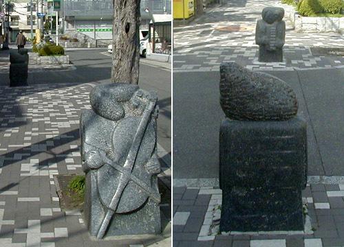 ●吉本豊の野外彫刻、その7_d0053294_14044231.jpg