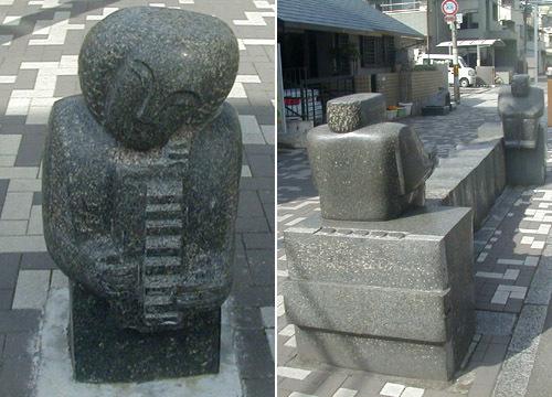 ●吉本豊の野外彫刻、その7_d0053294_14050297.jpg
