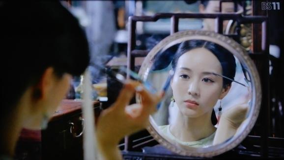 化粧する女(maquiage)_c0345705_14280586.jpg