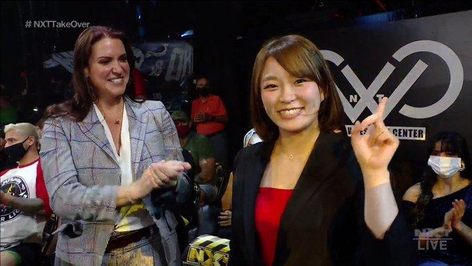 サレイが来週NXTデビューすることが発表される_c0390222_18474621.jpeg