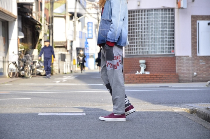 "\""Nasngwam.<<PAZZLE PANTS>>Style~KODAI~_c0167336_22481109.jpg"