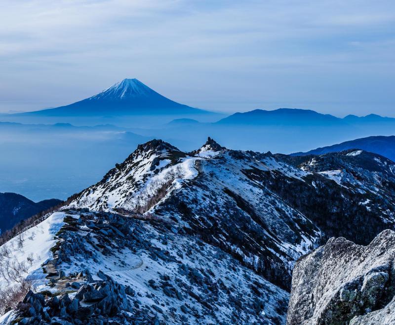 南アルプス鳳凰三山へ登山へ向かわれる方は甲府駅前城のホテルが便利です_b0151362_16372039.jpg