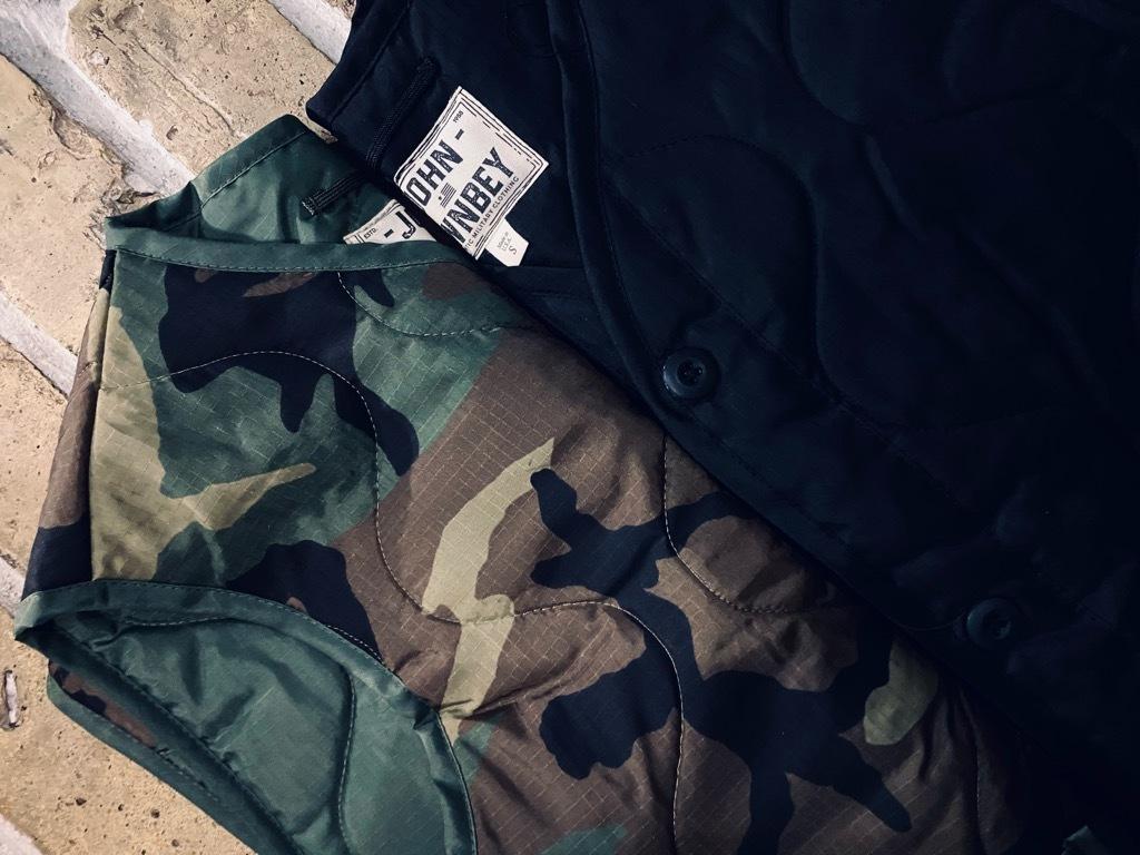 マグネッツ神戸店 4/10(土)Superior入荷! #2 John Ownbey Woobie Vest!!!_c0078587_15095692.jpg