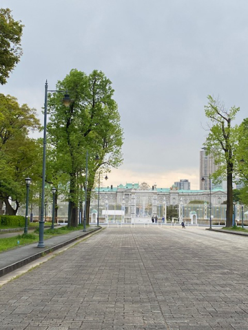 AKASAKA PALACE:迎賓館赤坂離宮_f0038600_21114323.jpg