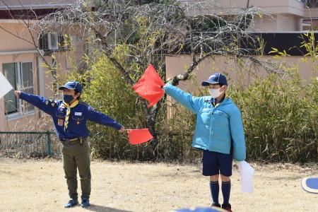 【カブ隊】3月隊集会(卒隊式)_c0221521_07451658.jpg