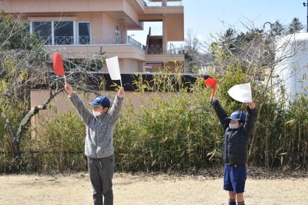 【カブ隊】3月隊集会(卒隊式)_c0221521_07451817.jpg