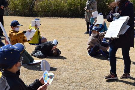 【カブ隊】3月隊集会(卒隊式)_c0221521_07454488.jpg