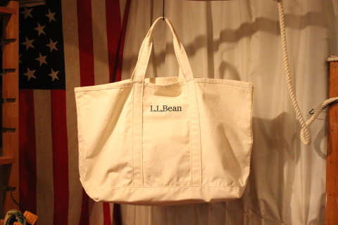 "「L.L.Bean」 日々の生活のお供に \""グローサリートート\"" 新色&再入荷のご紹介_f0191324_08070269.jpg"