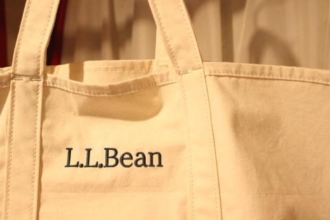 "「L.L.Bean」 日々の生活のお供に \""グローサリートート\"" 新色&再入荷のご紹介_f0191324_08070979.jpg"