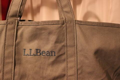 "「L.L.Bean」 日々の生活のお供に \""グローサリートート\"" 新色&再入荷のご紹介_f0191324_08072287.jpg"
