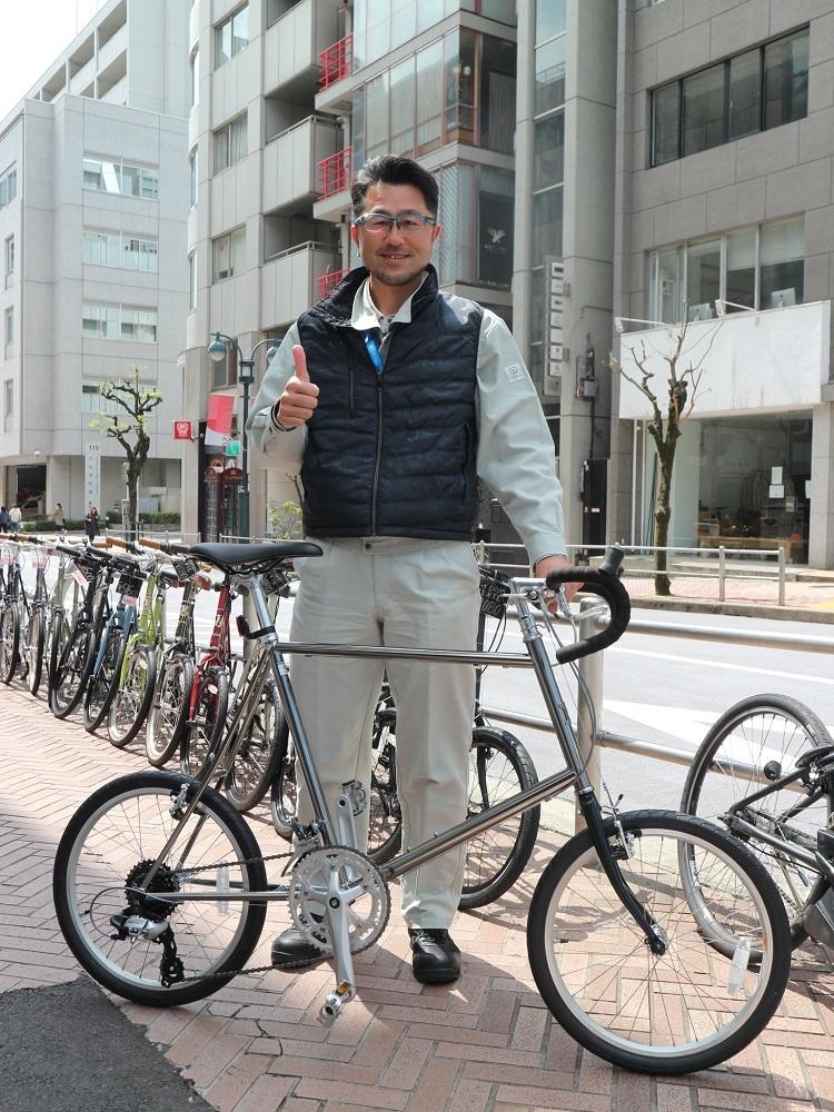 4月9日 渋谷 原宿 の自転車屋 FLAME bike前です_e0188759_18223909.jpg