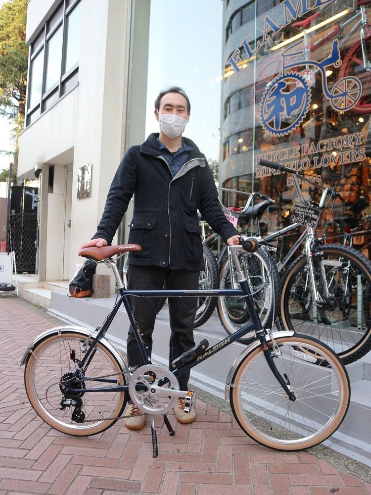 4月9日 渋谷 原宿 の自転車屋 FLAME bike前です_e0188759_18224413.jpg