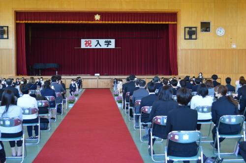 小学校入学式_d0101562_16114922.jpg