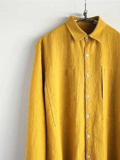 Cale Water Twist Linen Shirt_b0139281_20591649.jpg