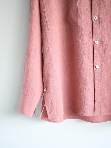 Cale Water Twist Linen Shirt_b0139281_20591770.jpg