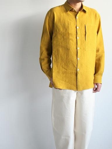 Cale Water Twist Linen Shirt_b0139281_21004393.jpg