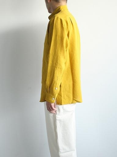 Cale Water Twist Linen Shirt_b0139281_21004410.jpg