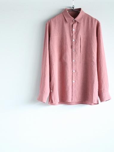 Cale Water Twist Linen Shirt_b0139281_21004440.jpg