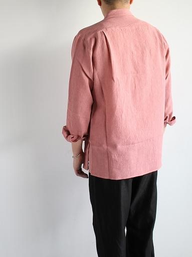 Cale Water Twist Linen Shirt_b0139281_21004451.jpg