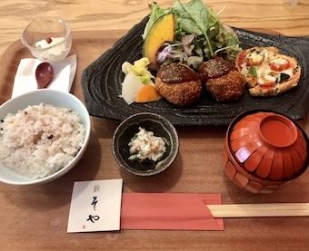京都のおばんざいランチ_c0031486_13100211.jpg