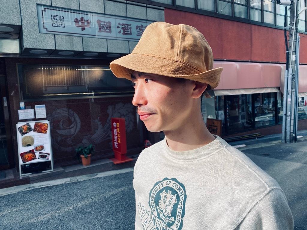 マグネッツ神戸店 4/10(土)Superior入荷! #6 Bag+Shoes+Headwear!!!_c0078587_16372943.jpg