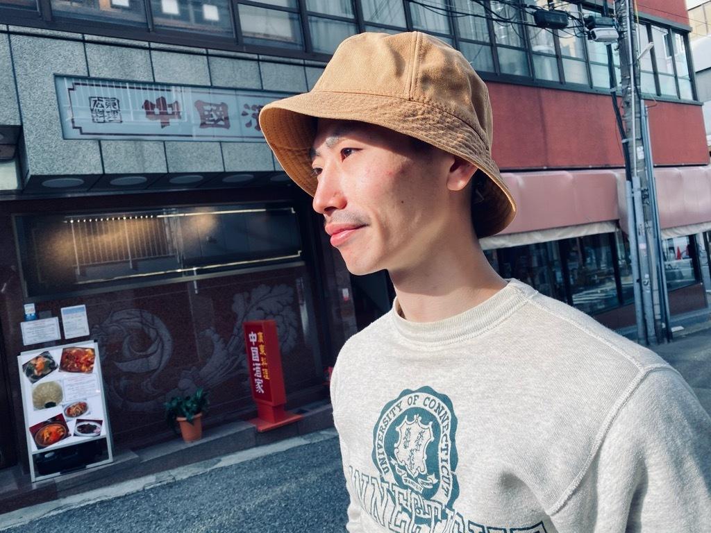 マグネッツ神戸店 4/10(土)Superior入荷! #6 Bag+Shoes+Headwear!!!_c0078587_16373048.jpg