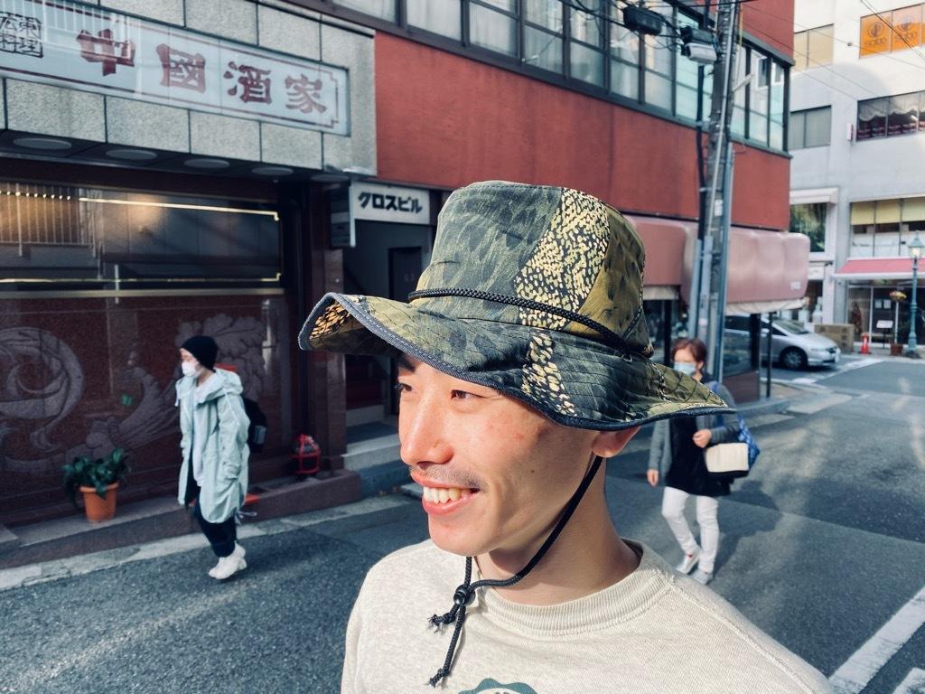 マグネッツ神戸店 4/10(土)Superior入荷! #6 Bag+Shoes+Headwear!!!_c0078587_16381361.jpg