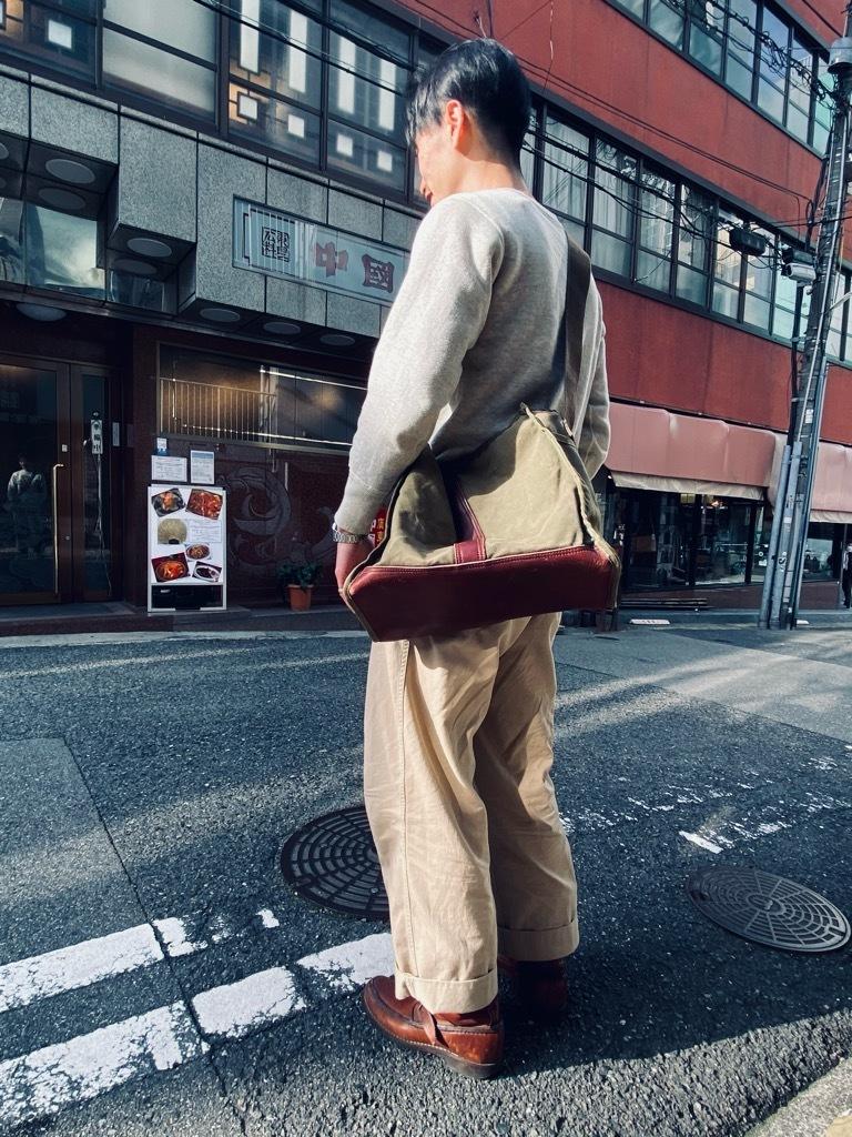 マグネッツ神戸店 4/10(土)Superior入荷! #6 Bag+Shoes+Headwear!!!_c0078587_16400087.jpg