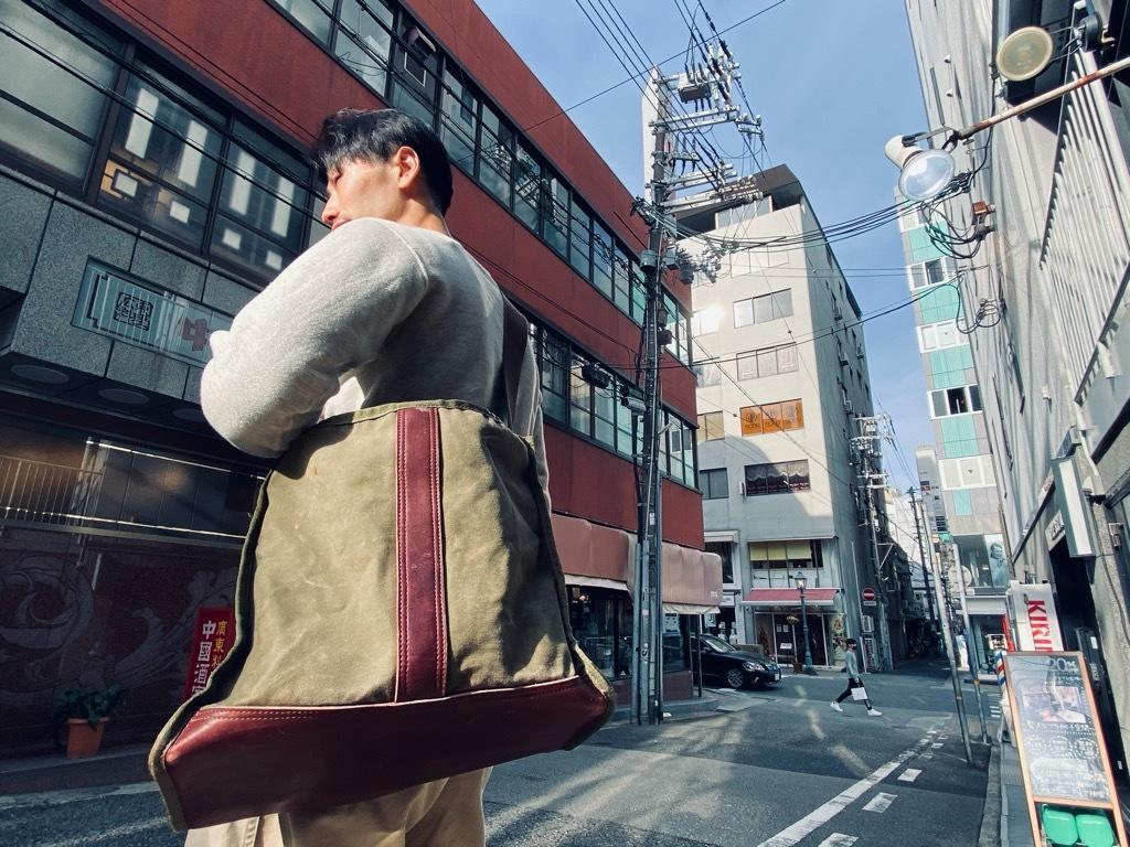 マグネッツ神戸店 4/10(土)Superior入荷! #6 Bag+Shoes+Headwear!!!_c0078587_16502419.jpg