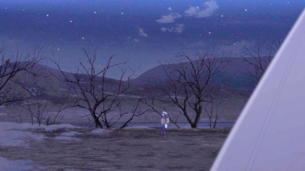 「ゆるキャン△S2」舞台探訪10 大間々岬の冬その2/2 山中湖村(第6話)_e0304702_08480782.jpg