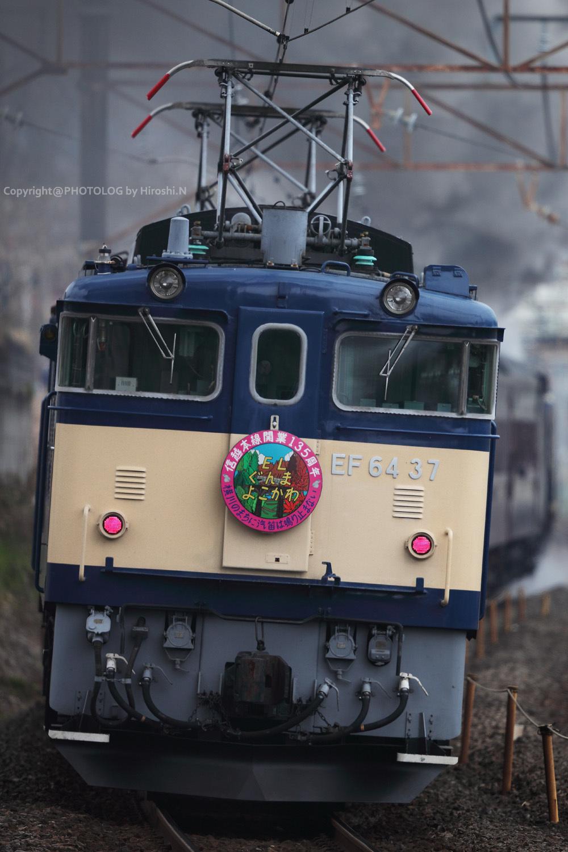 2021/3/28 Sun. 信越本線 - SLぐんまよこかわ 開業135周年記念HM -_b0183406_00042998.jpg