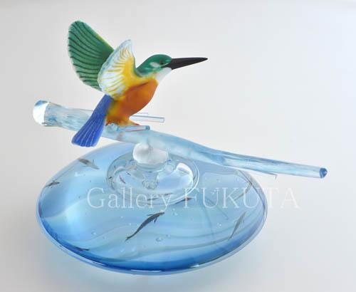 本日から「小林俊和 南佳織 ガラス作品展」開催です。_c0161127_12435002.jpg
