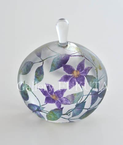 本日から「小林俊和 南佳織 ガラス作品展」開催です。_c0161127_12442566.jpg
