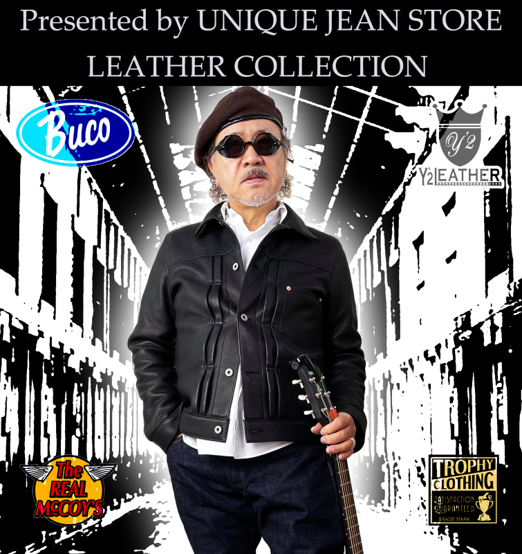大丸札幌店MAN CAVE MARKET&大丸札幌店UNIQUE JEAN STORE POP-UP _c0204678_16311781.jpg