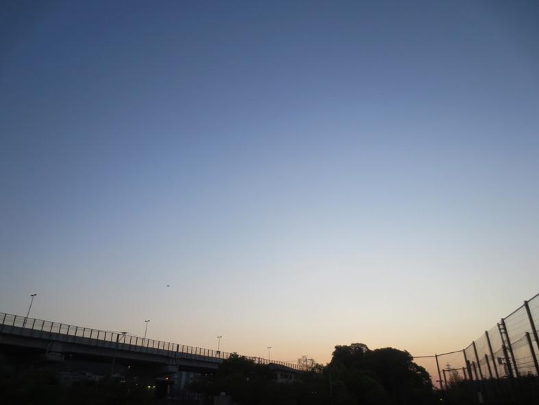 ■巣穴から馬刀貝が飛び出してきて──週替わりの夕暮れ[4/11]_d0190217_22313534.jpg
