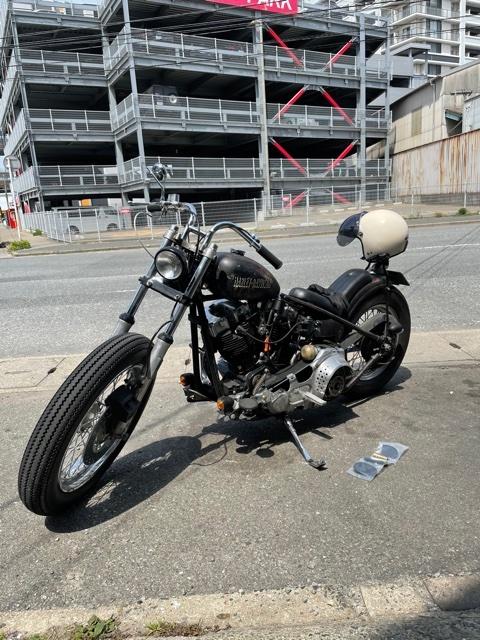 2021/4/11  今日バイク乗れた人は、幸せに違いない!!_a0110720_16570605.jpg