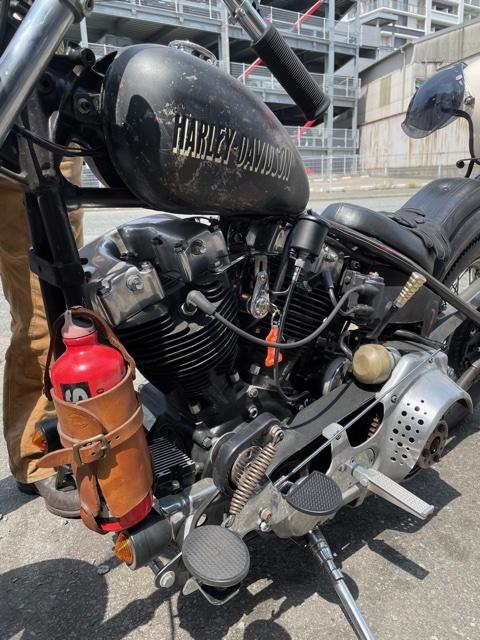 2021/4/11  今日バイク乗れた人は、幸せに違いない!!_a0110720_16573887.jpg